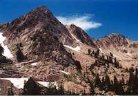 East face of Mt. Ogden (Allen...
