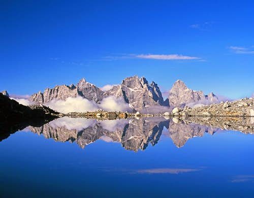 Mount Daogou 5466m