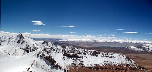 Sirengou II - the full ridge