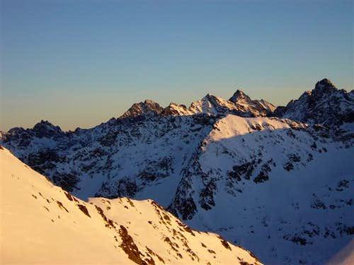 Saying good bye to old year in Tatra
