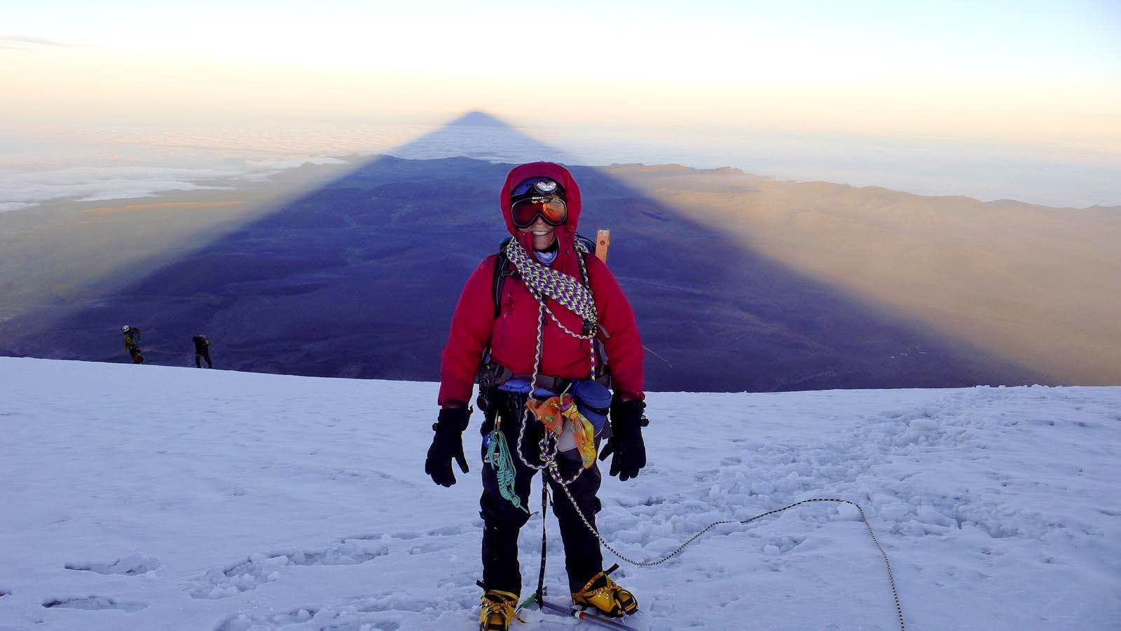An Equatorial Weight-Loss Program – Ecuador Volcanoes – December 8-22, 2007