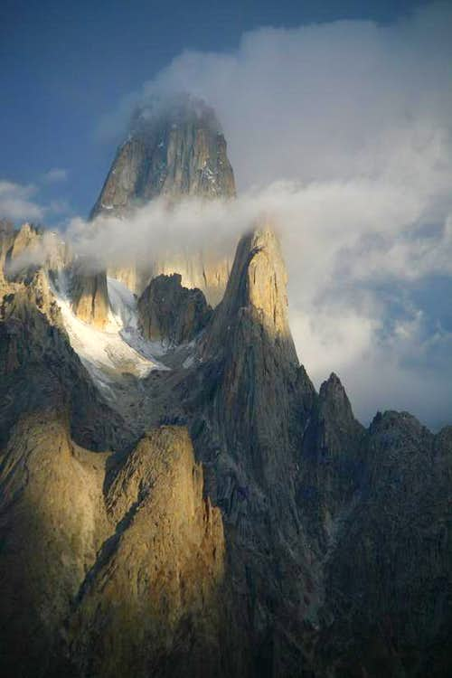 Uli Biaho Towers, Karakoram, Pakistan