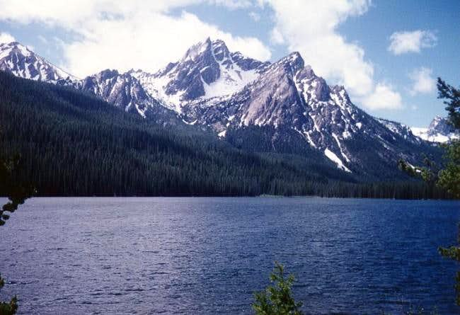 June 22, 1993 McGown Peak...