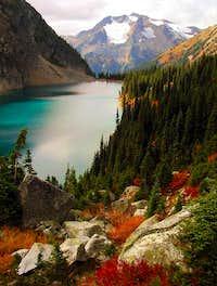 Autumn at Rohr Lake