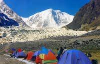 Passu Peak 7,284 Karakoram Range,Gilgit.