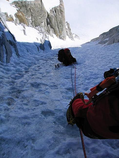 North Face of the Tour Ronde