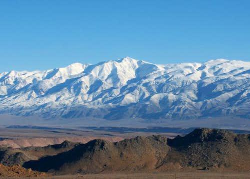 White Mountain Peak from the...