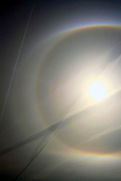 22º  Sun Halo
