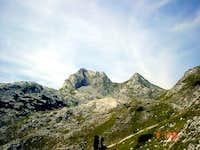 Zelena Glava, 2155 m