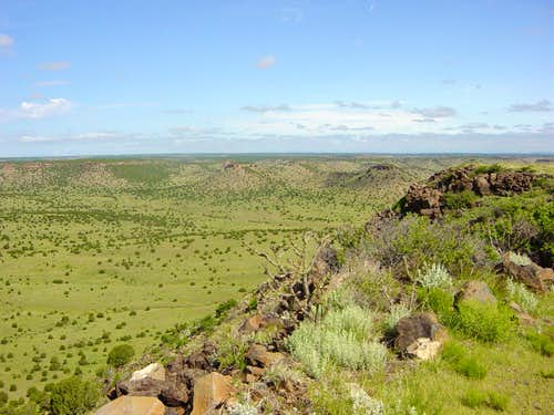 Here We Go - Black Mesa and Wheeler Peak