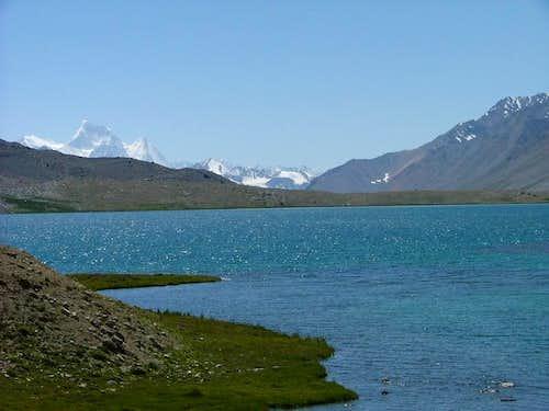 Karambar Lake, Karakoram, Pakistan
