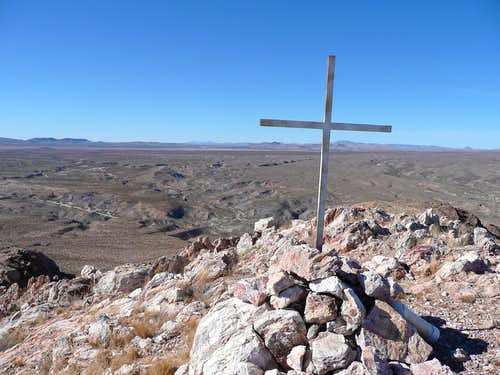 Picacho Summit
