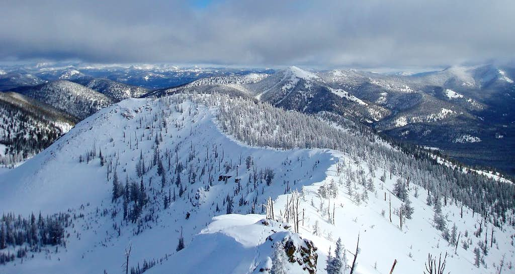 Summit View to Copper Mountain