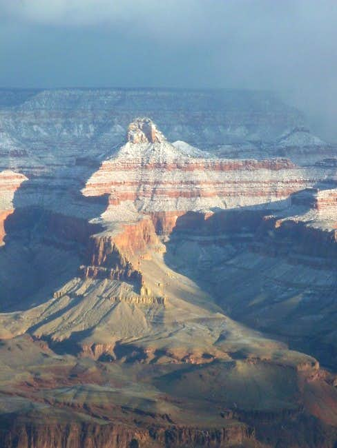 Grand Canyon National Park Climate Summary