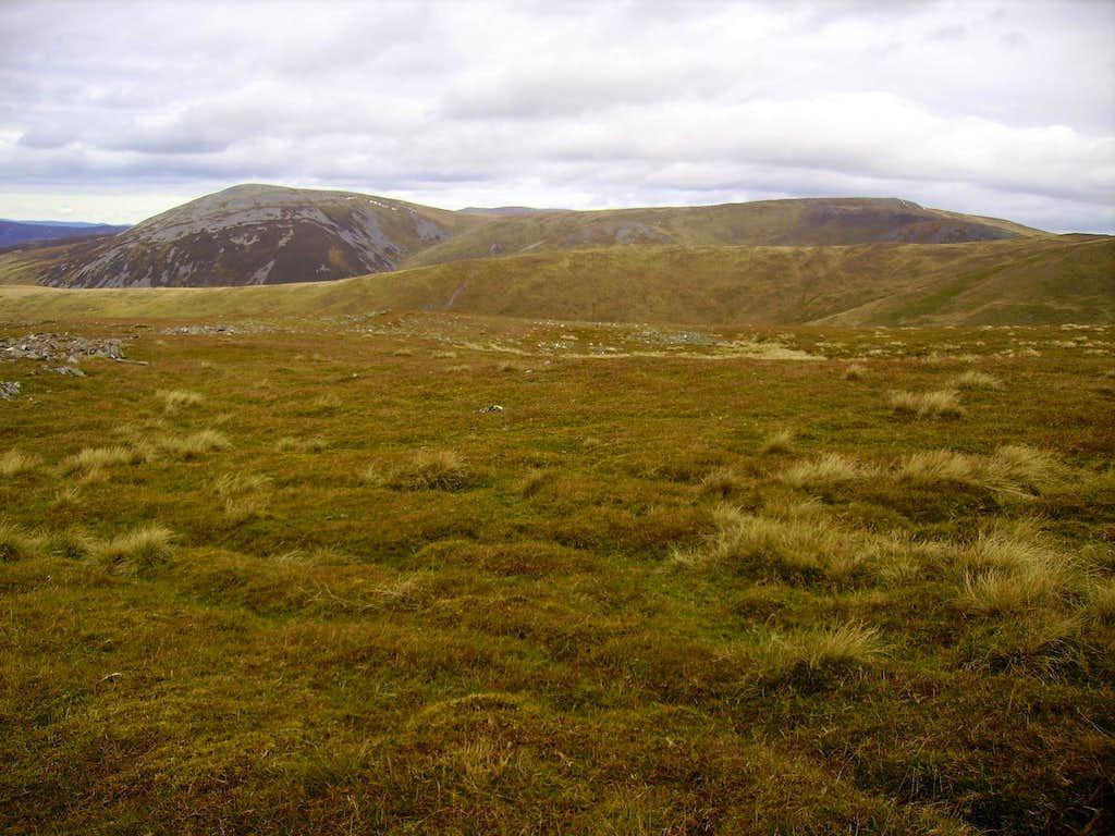 Carn an Tuirc - Cairn of Claise