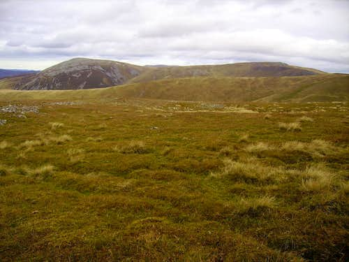 Carn an Tuirc - Cairn of Claise