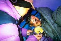 Makalu Gau After Surviving the 1996 Everest Tragedy