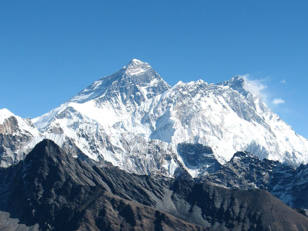 Nepal, Mount Everest