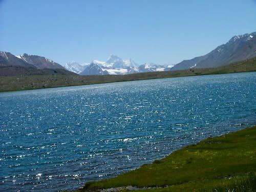 Krambar Lake, Northern Areas of Pakistan