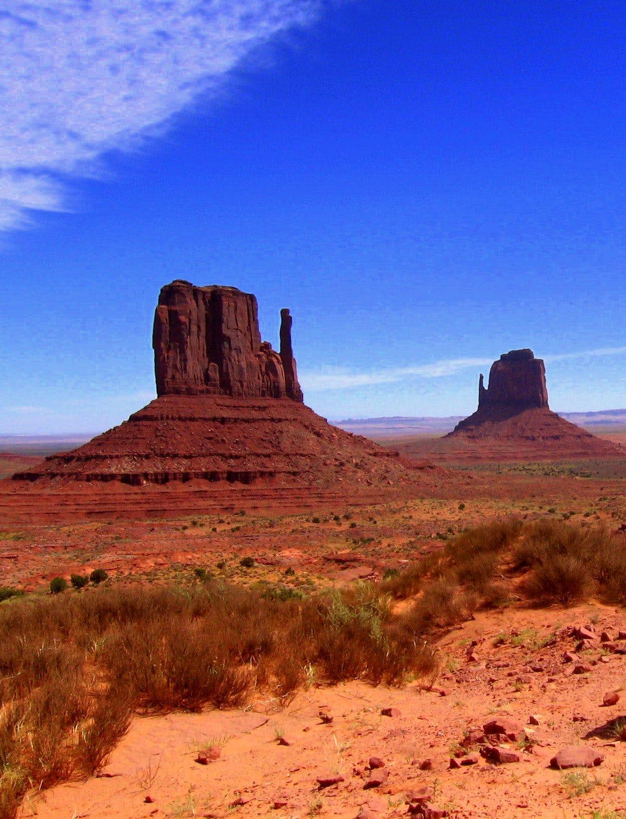 Magical Monument Valley