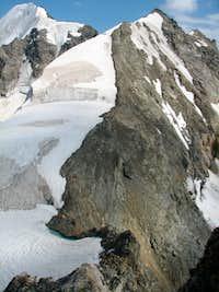 View from uyatau ridge