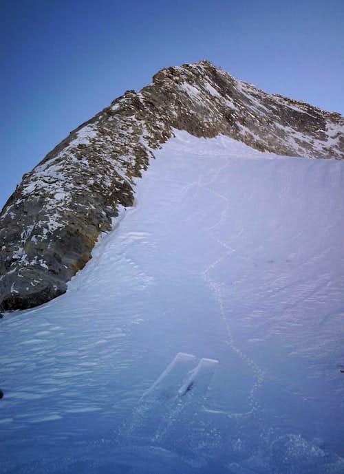 Olperer north ridge