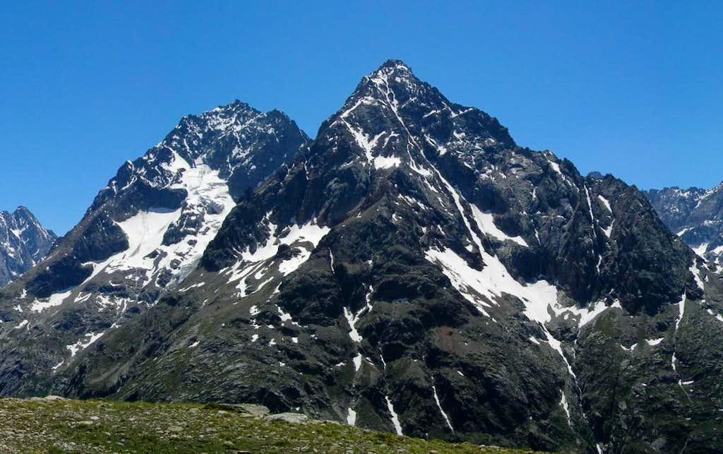Grande Aguille de la Berarde (3421m)