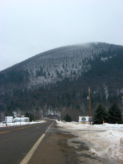 Mt Tom from Route 6