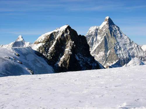 Matterhorn et Klein...