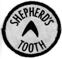 Shepherd's Tooth Patch