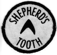 Shepherd s Tooth Patch