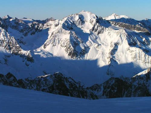 Ruderhofspitze, 3474m