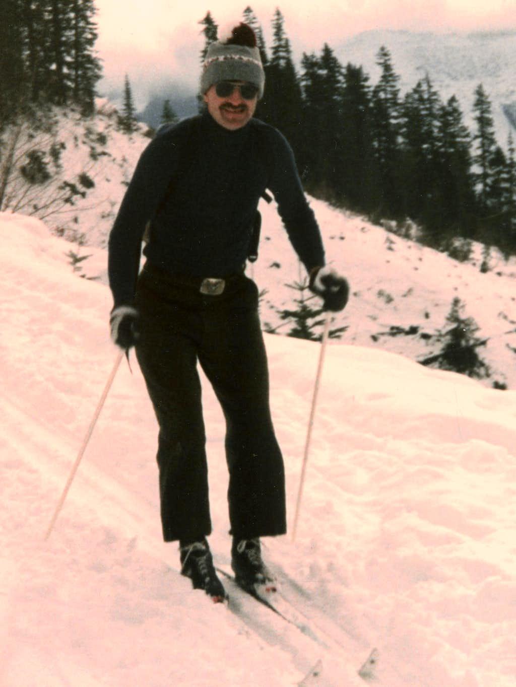 Cascade ski capers