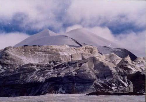 Stupendous glacier ends...