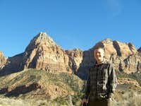 I\'m in Zion!