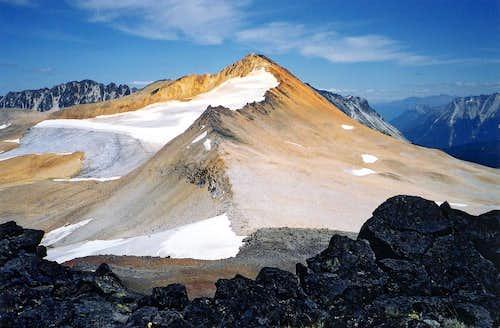Ochre Mountain - West Ridge