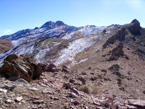 Mount Perkins, Arizona