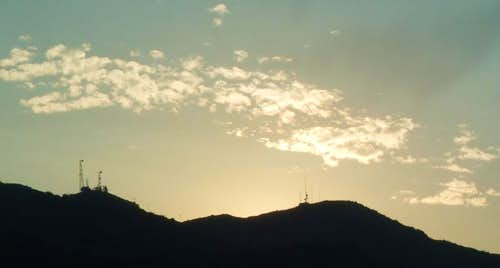 Verdugo Mountain
