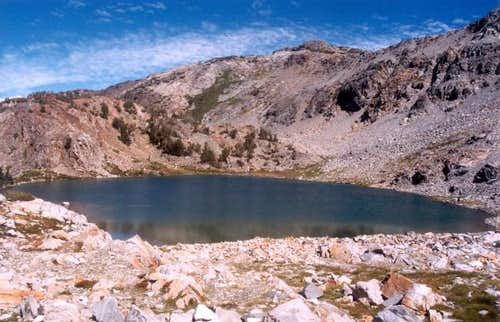 Bigelow Lake & Peak