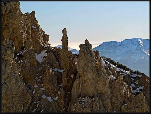 Visevnik rock sculptures