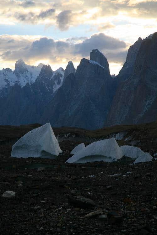 Paiyu & Trango Group Peaks, Karakoram, Pakistan