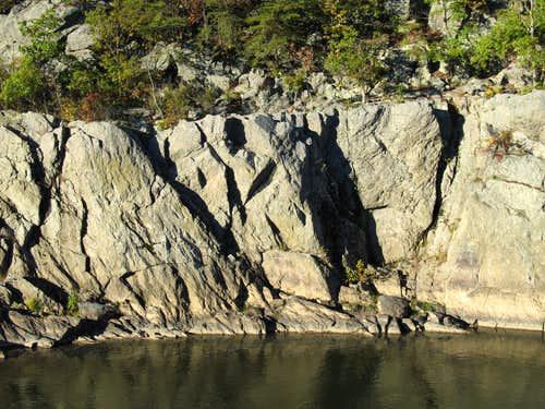 Potomac River and Cliffs