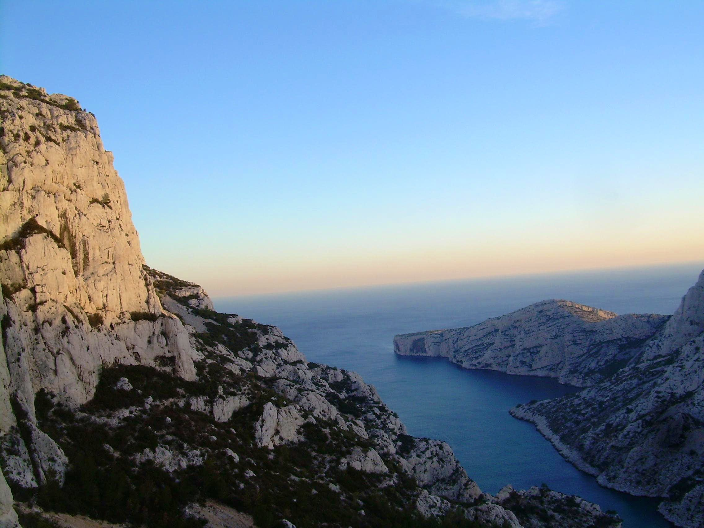 My pictures of the Calanques
