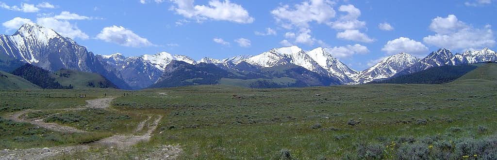 Pahsimeroi Panorama