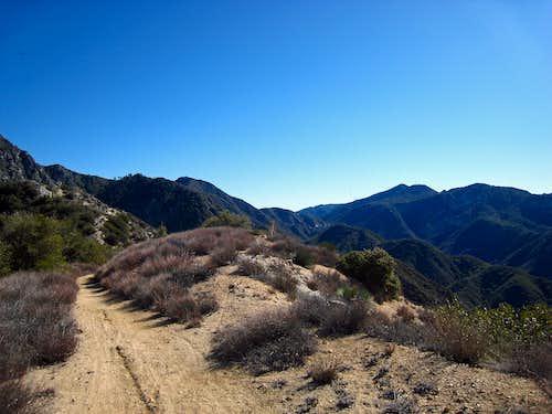 Josephine Peak Trail