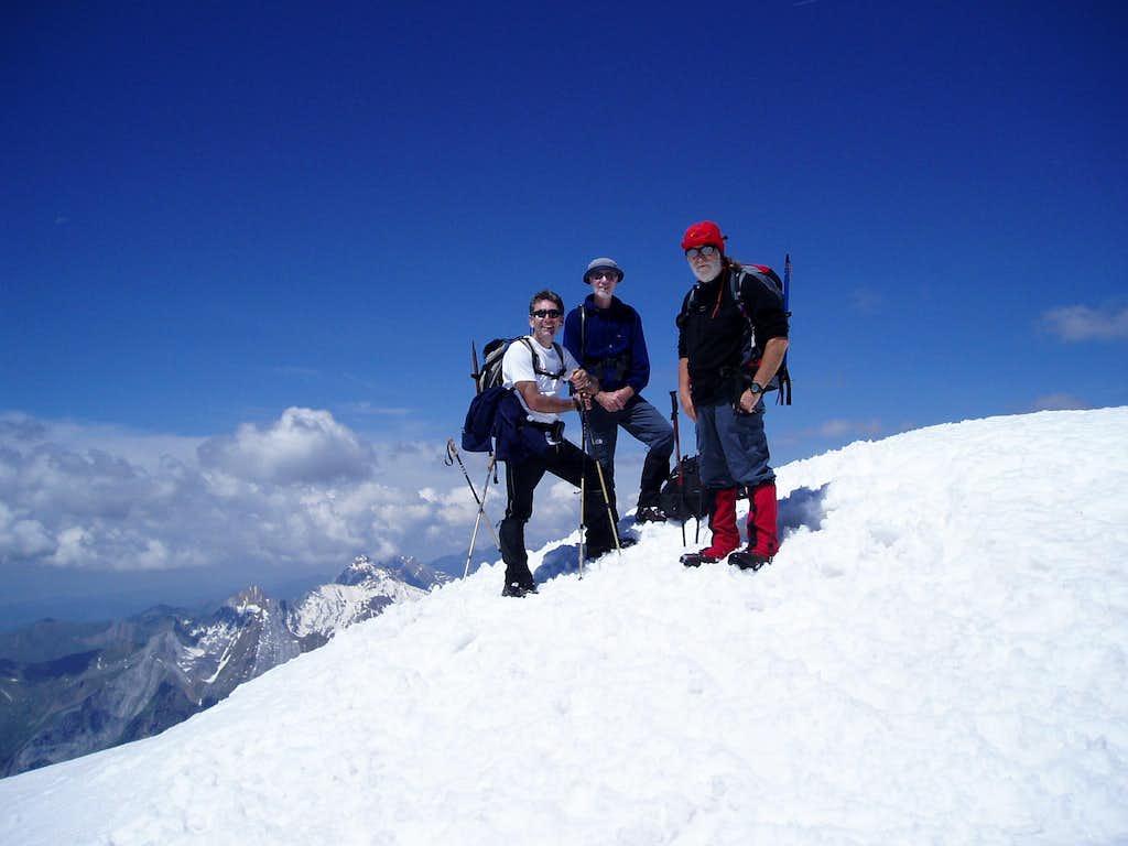 The Summit of El Taillon