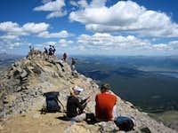 Mt Massive summit