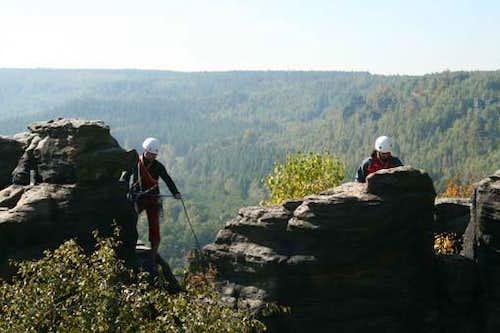 Elbsandsteingebirge >Sep.07