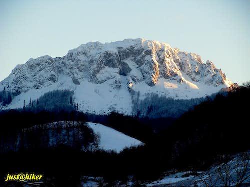 Puzim rocks (1.776m)