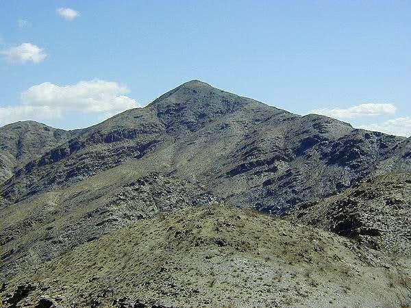 Orocopia Peak